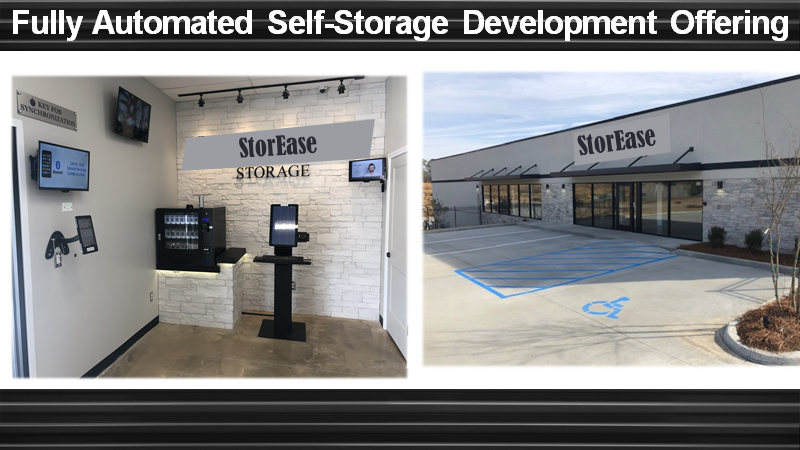 self-storage invesment